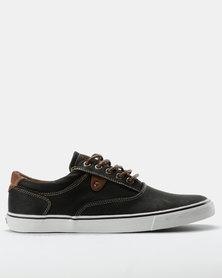 Soviet Carson Sneakers Black/Brown
