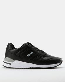 Soviet Skyrim Sneakers Black