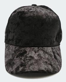 Joy Collectables Velvet Peak Cap Black