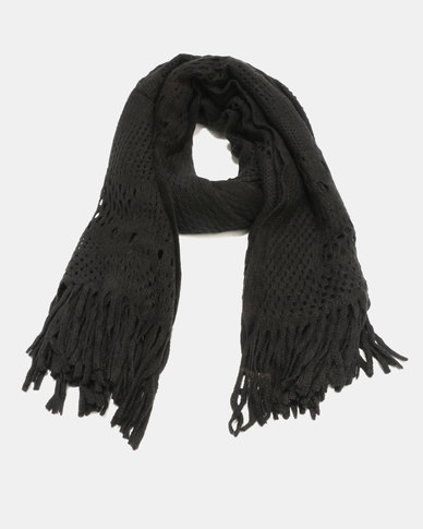 Joy Collectables Cut out Throw Black