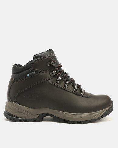 b65281c170e Hi-Tec Eurotrek Lite WP Hiking Boots Black