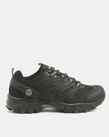 Hi-Tec Acacia II Hiking Shoes Black