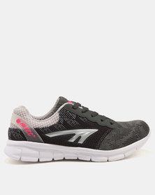 Hi-Tec Fluid Active Women's Hiking Shoes Grey/Pink