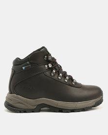 Hi-Tec Eurotrek Lite Wp Women's Hiking Boots Black