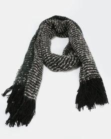 Joy Collectables Blanket Scarf Black