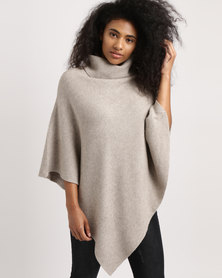 G Couture Poncho Stone