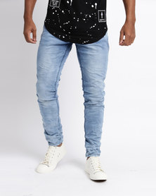 Cutty C Bullet Denim Jeans Sulphar