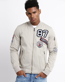 Cutty C Soda Jacket Stone