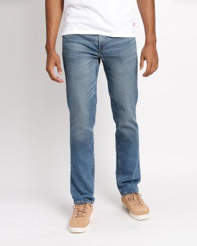 Levi's® 511™  Slim Fit Jeans Elphie Blue