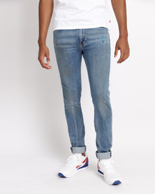 Levi's® 510  ™ Skinny Fit Jeans To Front Blue