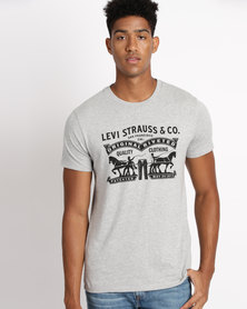 Levi's® Graphic Tee Grey