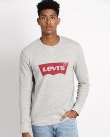 Levi's® Graphic Tee Grey