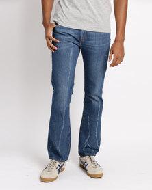 Levi's ® 527™  Slim Boot Cut Jeans Mid City