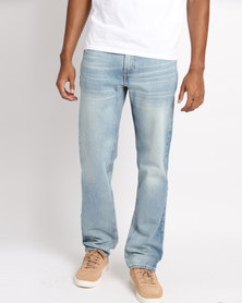 Levi's 541 Athletic Taper Fit Jeans Gingham Warp
