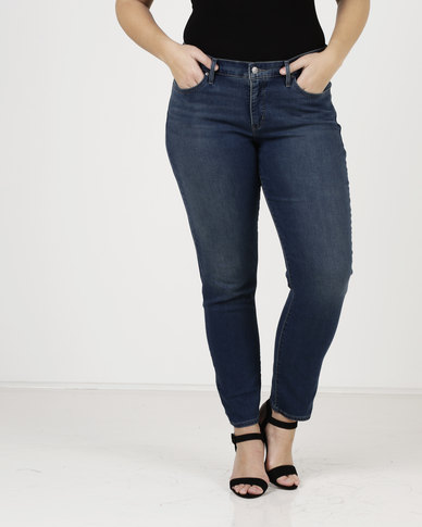 Levi's ® Plus 311 Shaping Skinny Fit Jeans Lavender Hill