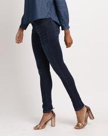 Levi's ® 811 Curvy Skinny Fit Jeans Heart Of Glass Indigo