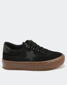 Soviet Messi Kids Sneakers Black