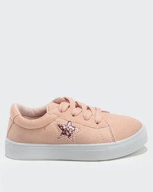 Soviet Zico Kids Sneakers Pink