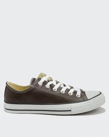 Soviet Viper Low-cut Sneakers Dark Brown