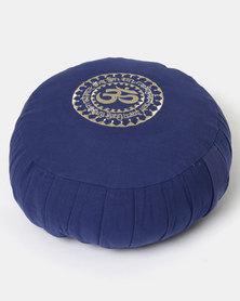 Billy the Bee OM Cushion Zafu Blue