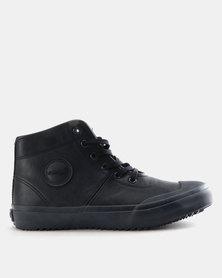 Tom_Tom Edge Midi 2 Hi Top Sneakers Navy Mono