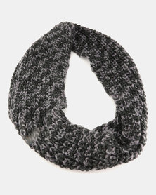 Lily & Rose Knitted Thick Scarf Multi