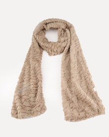 Lily & Rose Winter Scarf Beige