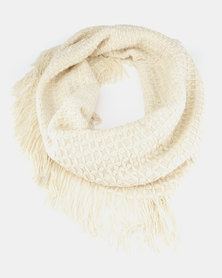 Lily & Rose Winter Scarf Cream