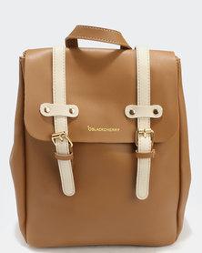 Blackcherry Bag Backpack Beige