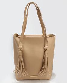 Blackcherry Bag Handbag Camel