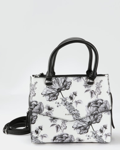 Fiorelli Womens Mia Top-Handle Bag (Mono Botanical) Outlet Fashion Style With Paypal Cheap Price Outlet 2018 Unisex Outlet Nicekicks SLTx37EqKv