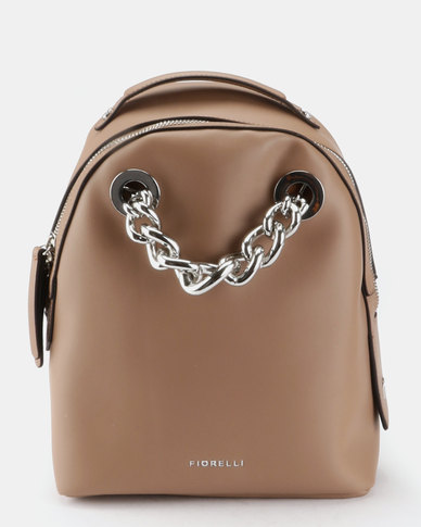 2374a8fed705 Fiorelli Anouk Small Backpack Taupe