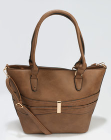 Blackcherry Bag Hand Bag Coffee