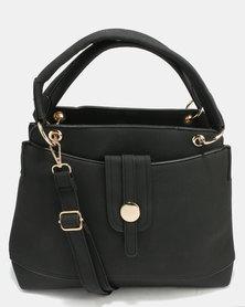 Blackcherry Bag Smart Hand Bag Black