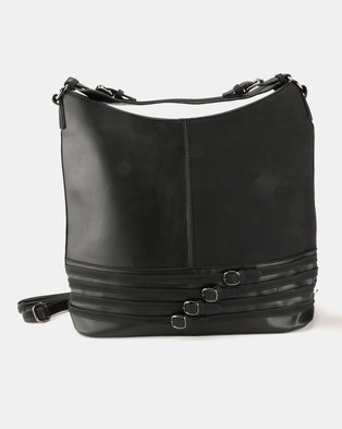 Blackcherry Bag Hobo Bag Black