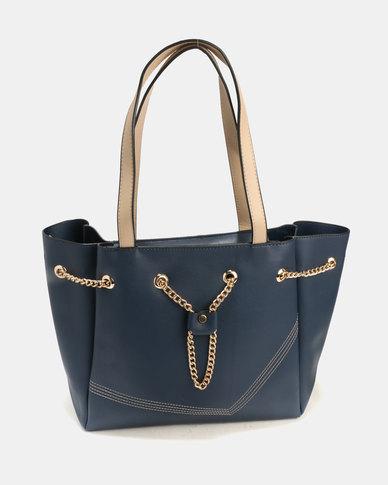 Blackcherry Bag Handbag Blue