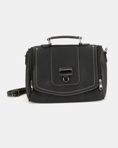 Blackcherry Bag Crossbody Black
