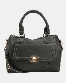 Blackcherry Bag Smart Handbag Black