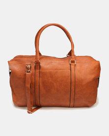Blackcherry Bag Overnight Bag Tan