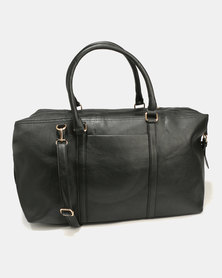 Blackcherry Bag Overnight Bag Black