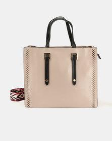 Blackcherry Bag Smart Handbag Oyster