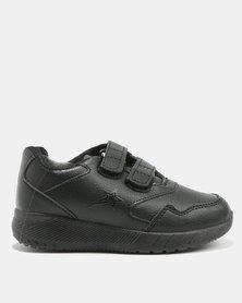 Soviet Maldini Kids Sneakers Black Mono