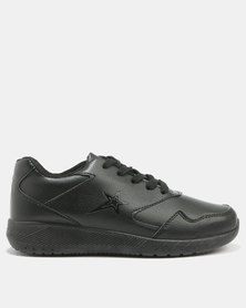 Soviet Ronaldo Youth Sneakers Black Mono
