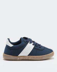 Soviet Platini Kids Sneakers Navy