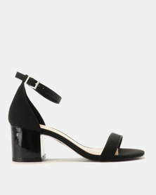 Call It Spring Elerranna Heels Black