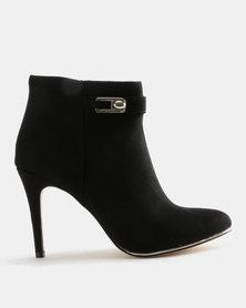 Call It Spring Lovealian Stiletto Boots Black