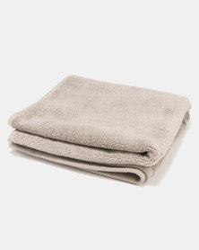 Colibri Towelling Imperial Hand Towel Taupe