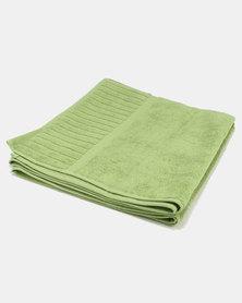 Colibri Towelling Gallen Bath Towel Green