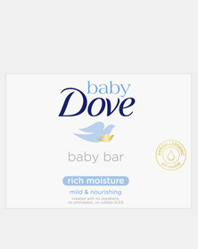 Baby Dove Soap Bar Rich Moisture 75g