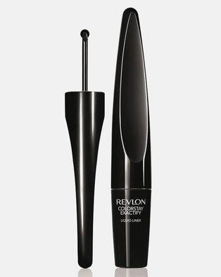Revlon ColorStay Exactify Liquid Liner Intense Black